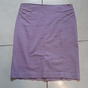 ~Lavender pencil skirt~